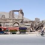 Street scene in Kabul, Afghanistan. May 2002.  © Chet Gordon/THE IMAGE WORKS