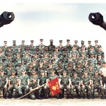 """F"" Battery. 2nd. Battalion / 12th. Marines. Okinawa, Japan. 1986."